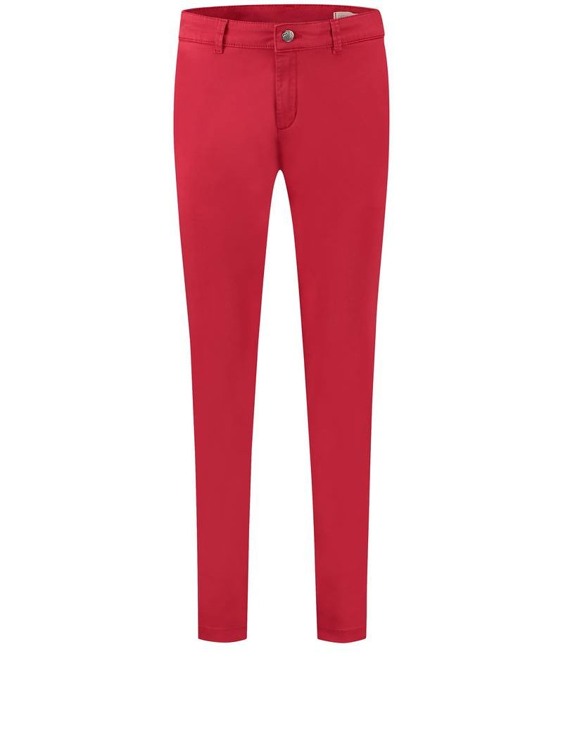 Para-Mi-broek-Mandy-City-Zamora-Tencel-Red-