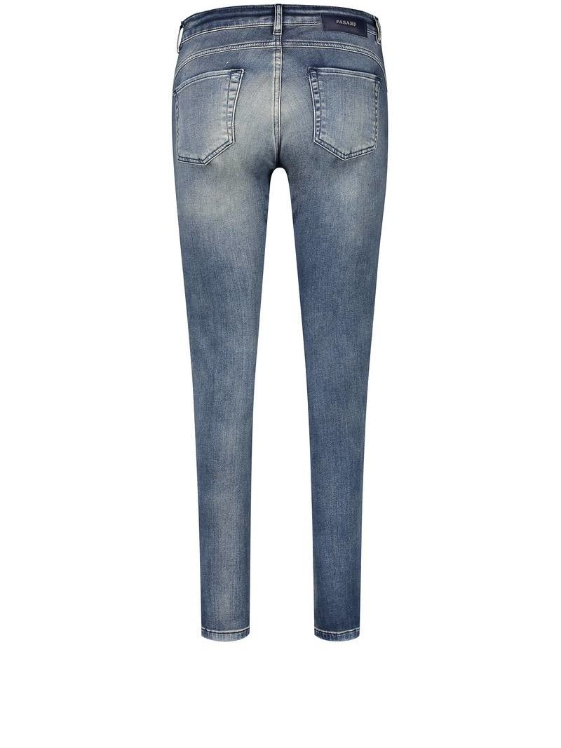 Celine jeans satin denim
