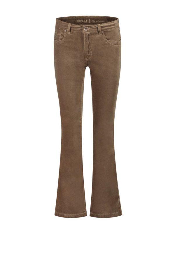 Para-Mi-broek-Jade-velvet-camel-For-Your-Pants-Only-F